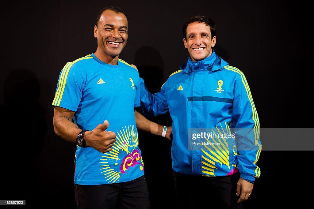 Volunteers Uniform Launch - 2014 FIFA World Cup Brazil