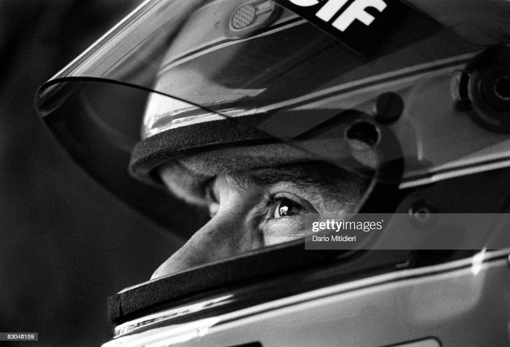 Ayrton Senna's Last Race : News Photo