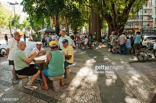 Juego de tarjetas de Brasil