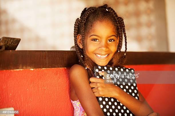 brazilian girl portrait - brazilian culture stock pictures, royalty-free photos & images