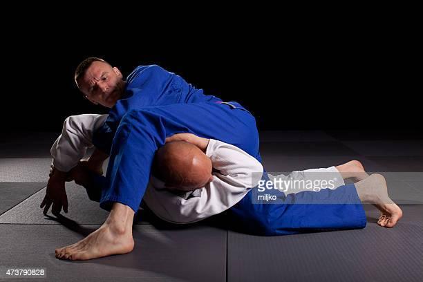 ブラジル jiu -jitsu 武術 - レスリング ストックフォトと画像