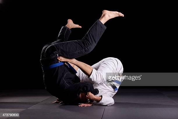 brazilian jiu-jitsu martial arts - boxing belt stock pictures, royalty-free photos & images