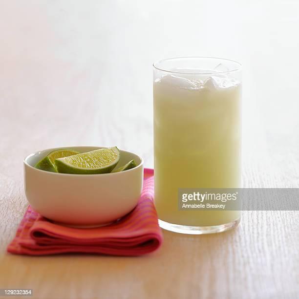 Brazilian Lemonade Refreshing Beverage Drink