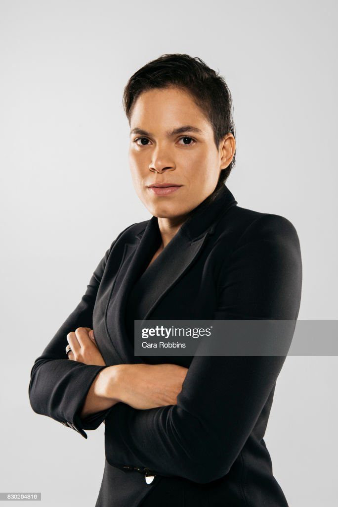 Amanda Nunes, BOSS Magazine, March 6, 2017