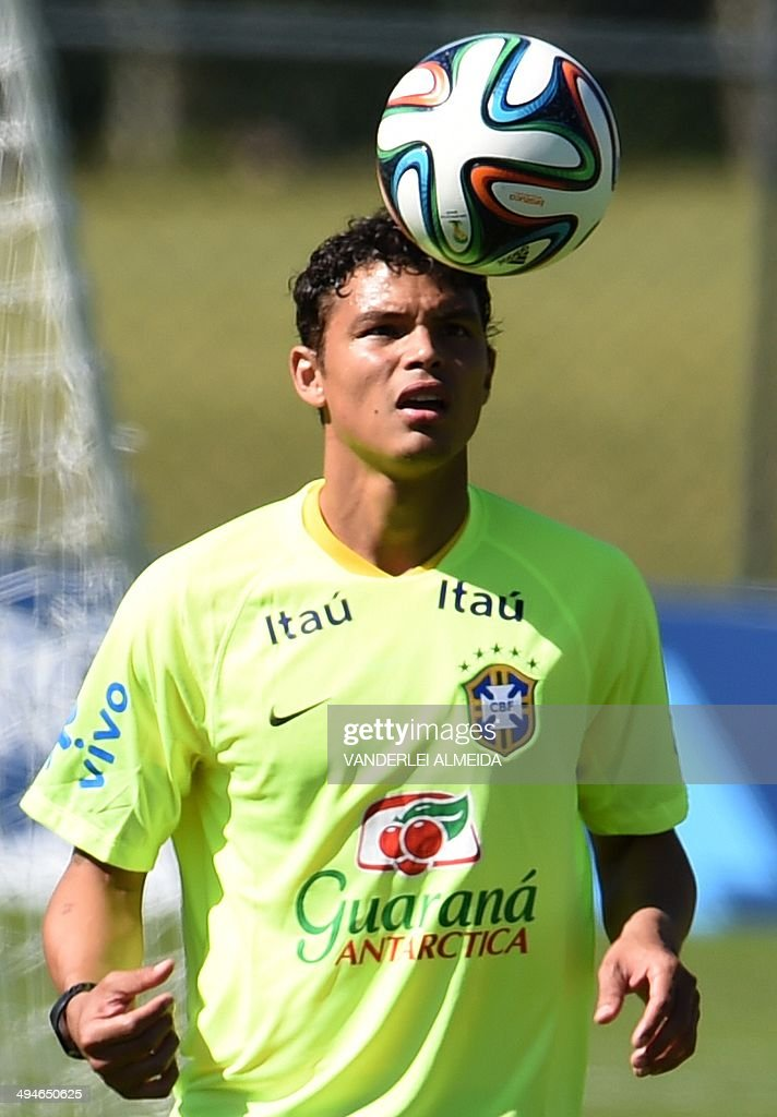 Football | Tumblr | Football fever, Football, Thiago silva |Thiago Silva Footballer 2014