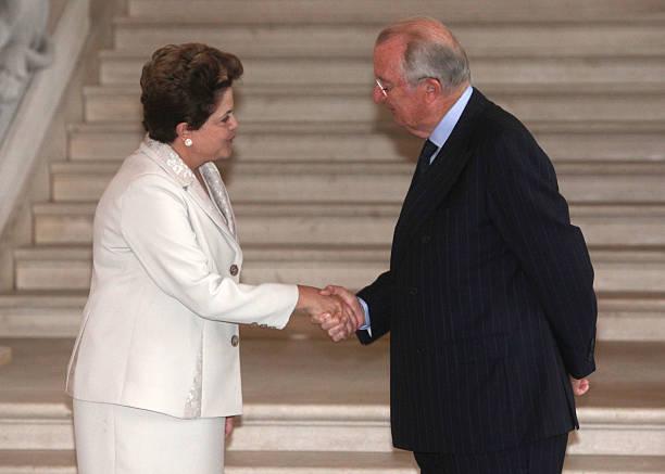 Photos et images de brazilian president dilma rouseff visits brazilian president dilma rouseff visits brussels m4hsunfo
