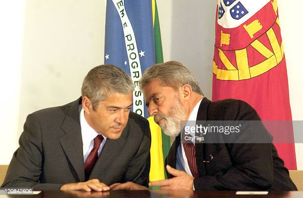 Brazilian President Luiz Inacio Lula da Silva asked Portuguese Prime Minister Jose Socrates for support on Mercosul and The European Union agreement....
