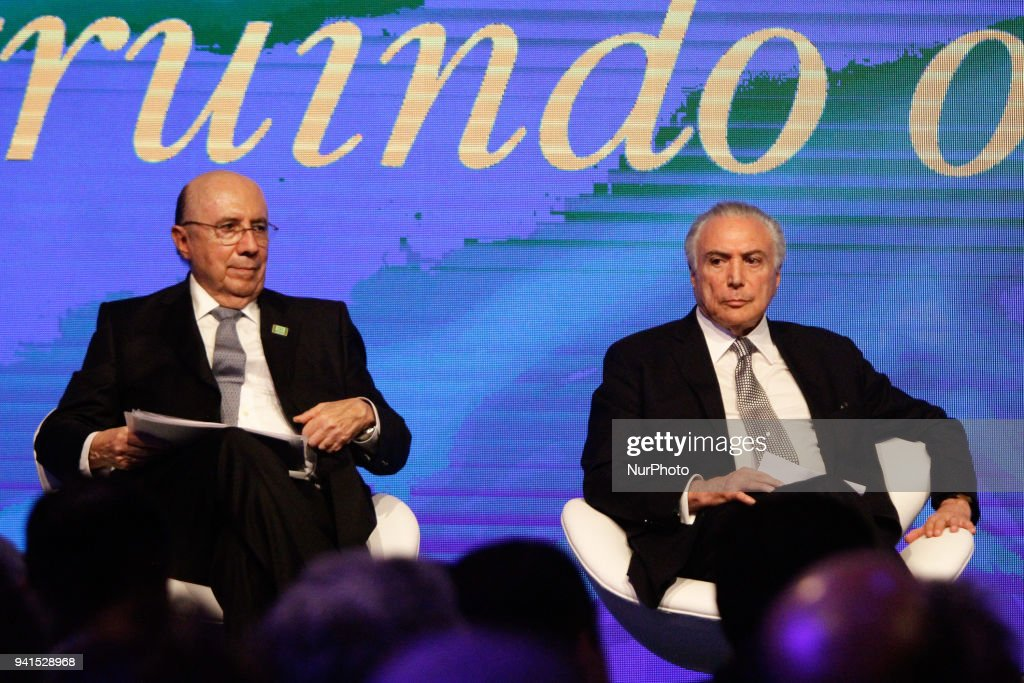 Brazil-Arab Economic Forum in Sao Paulo : News Photo