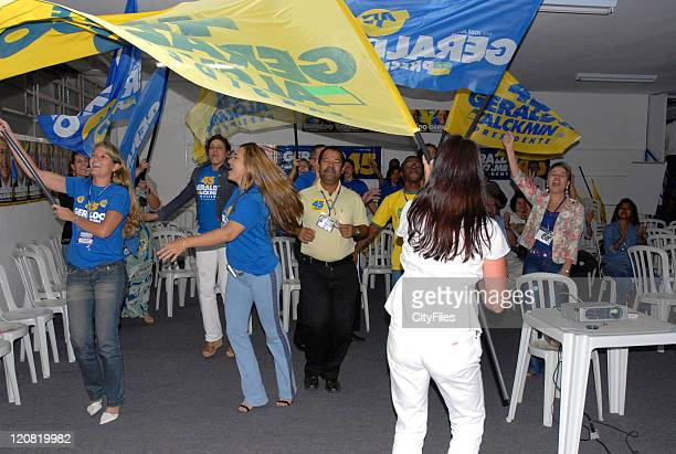 Brazilian Presidential elections Luiz Inacio Lula da Silva holds the lead but due to charges of corruption involving is party Labor Party his...
