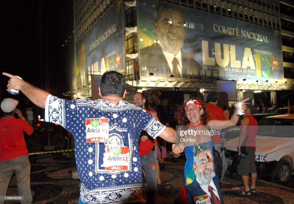 Brazilian Presidential Elections - October 2, 2006
