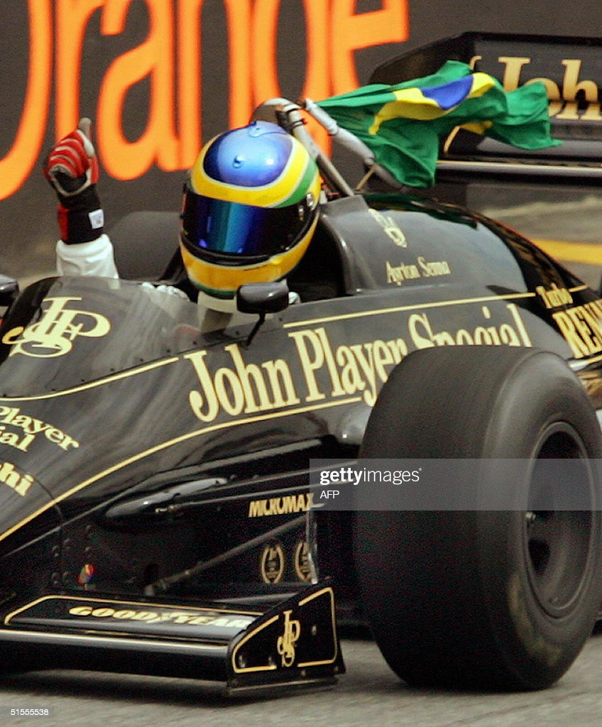 15 Years Since Racing Driver Ayrton Senna Dies In Crash At San Marino GP