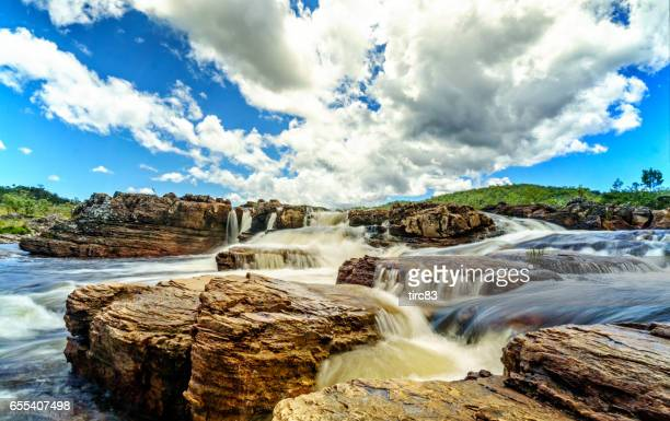 brazilian rapids - goias stock pictures, royalty-free photos & images