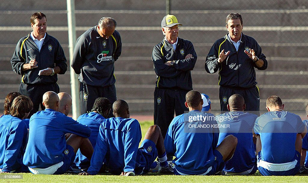 Brazilian Soccer Coach Carlos Alberto Pa Pictures Getty Images