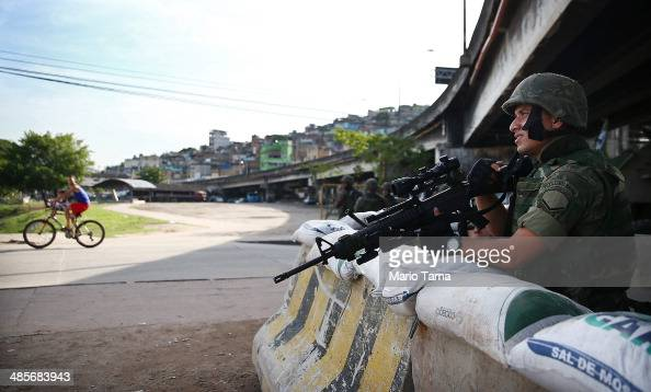 Rio Olympics: view from the favelas - The Games have made