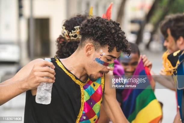 carnaval de rua brasileiro - carnival - fotografias e filmes do acervo
