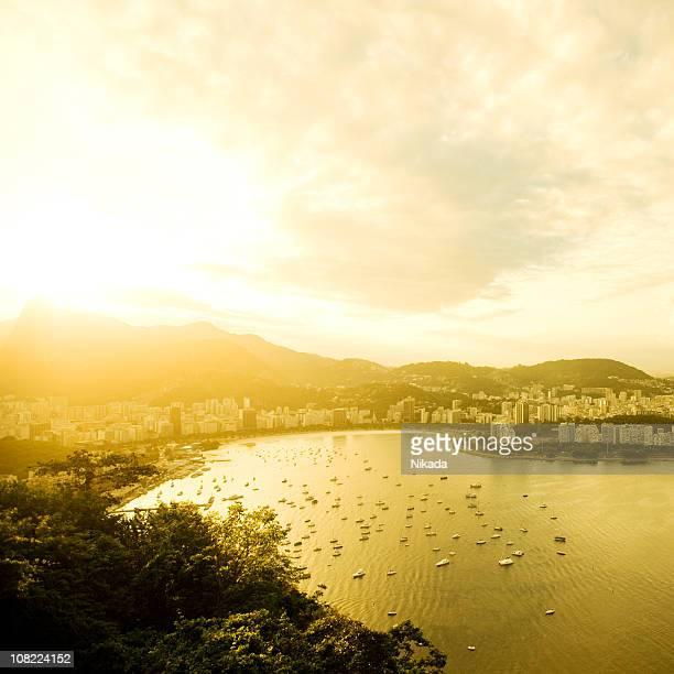Brasileiro pôr do sol