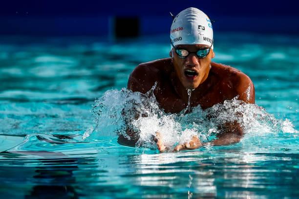 BRA: Swimmer Wendell Belarmino Prepares For Tokyo 2020 Paralympics
