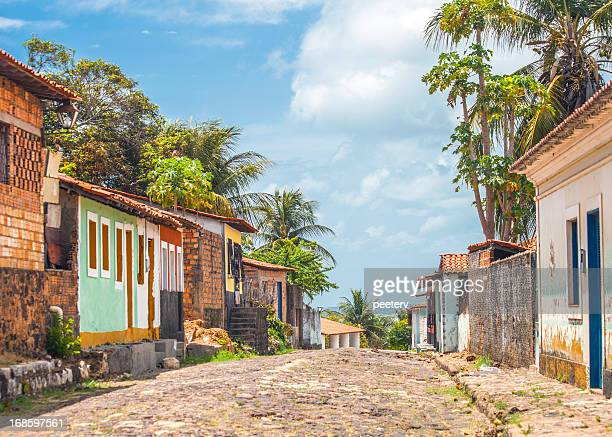brazilian town. - village stock pictures, royalty-free photos & images