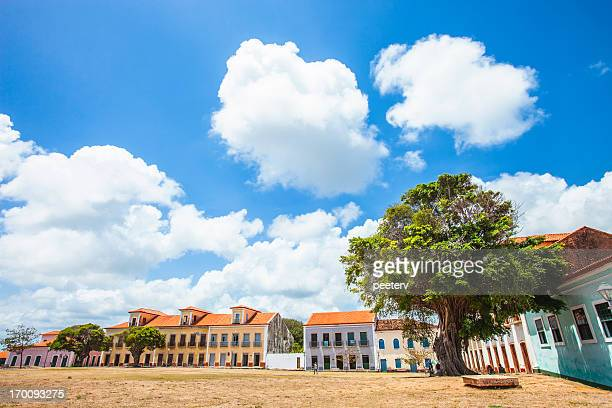 brazilian town. - maranhao state stock pictures, royalty-free photos & images