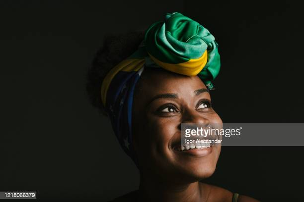 brazilian woman - profile stock pictures, royalty-free photos & images