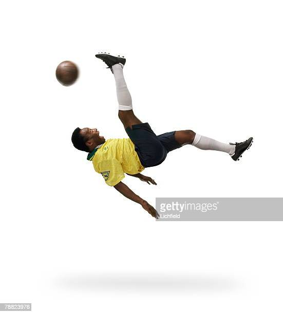 Brazilianborn Edson Arantes do Nascimento better known by his nickname Pele former football player rated by many as the greatest footballer of all...