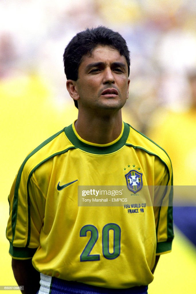 Brazils Bebeto