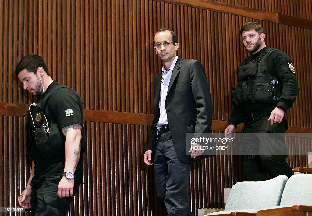 BRAZIL-PETROBRAS-CORRUPTION-ODEBRECHT : News Photo