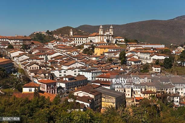 Brazil's Historical City of Ouro Preto