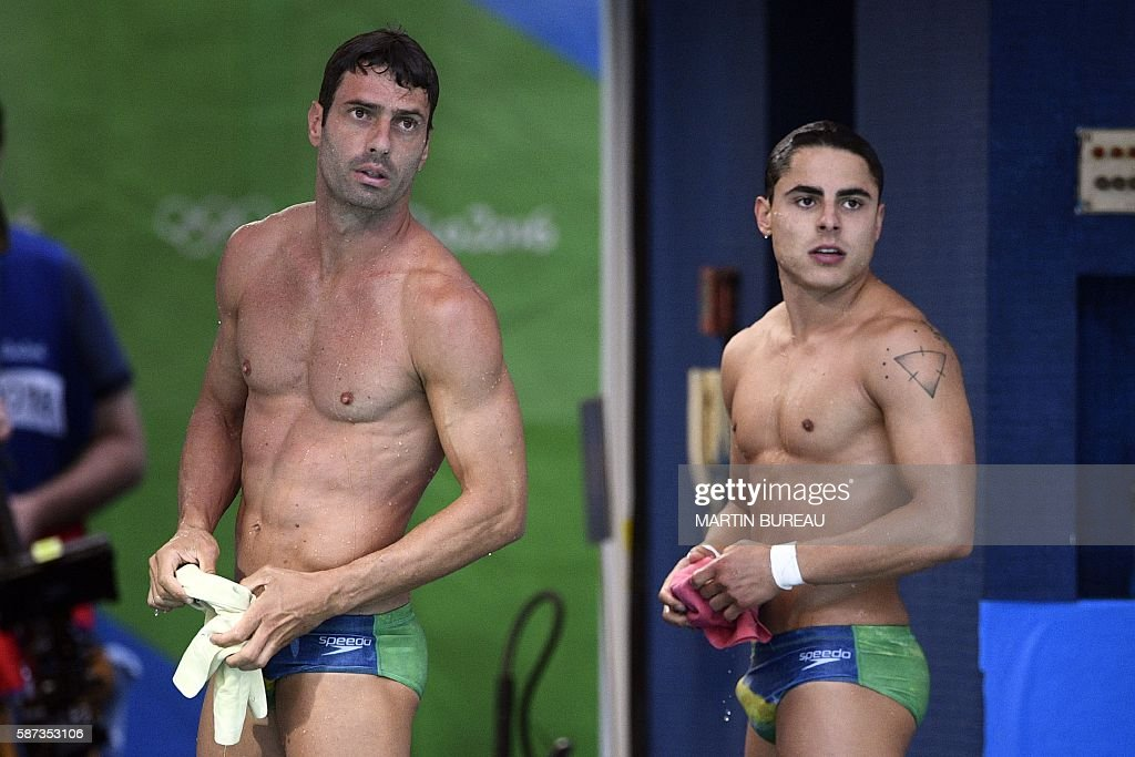 DIVING-OLY-2016-RIO : News Photo