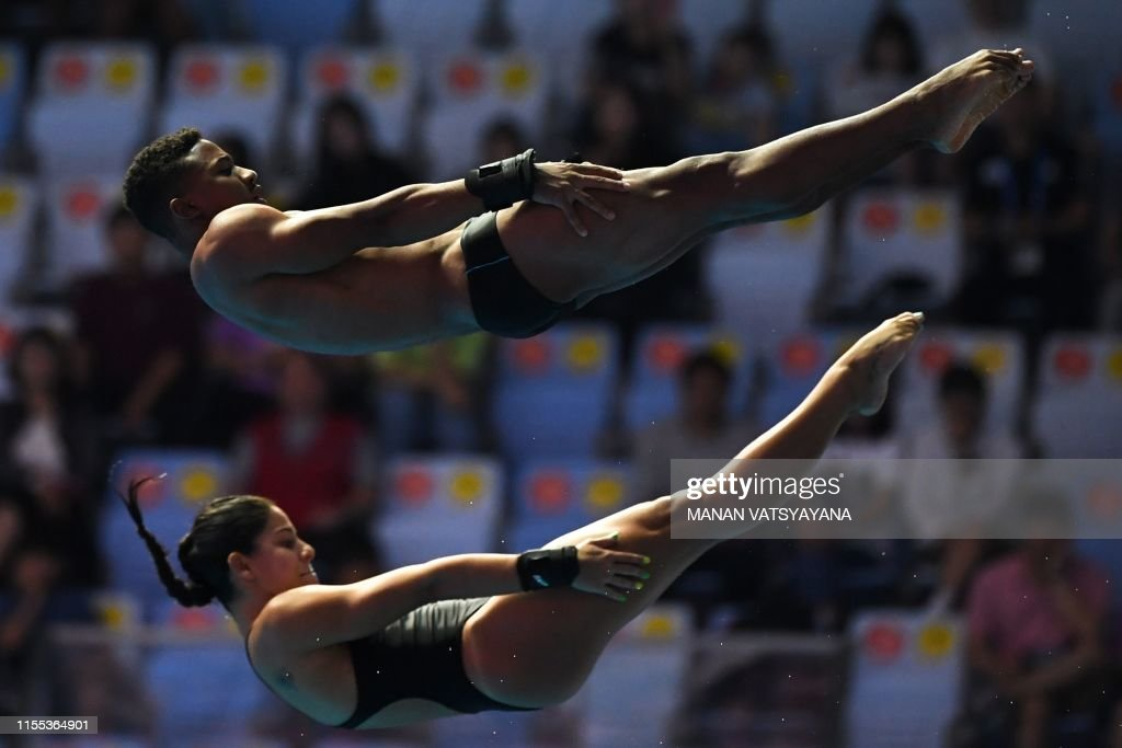 DIVING-WORLD-2019 : News Photo