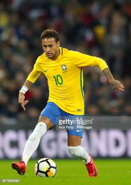 Brazil's Junior Neymar