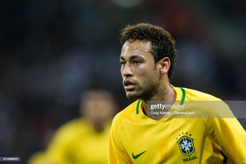 England vs Brazil - International Friendly : News Photo