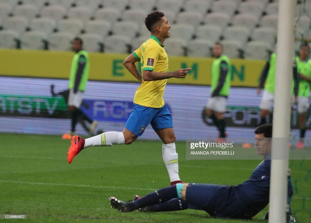FBL-WC-2022-BRA-BOL : News Photo