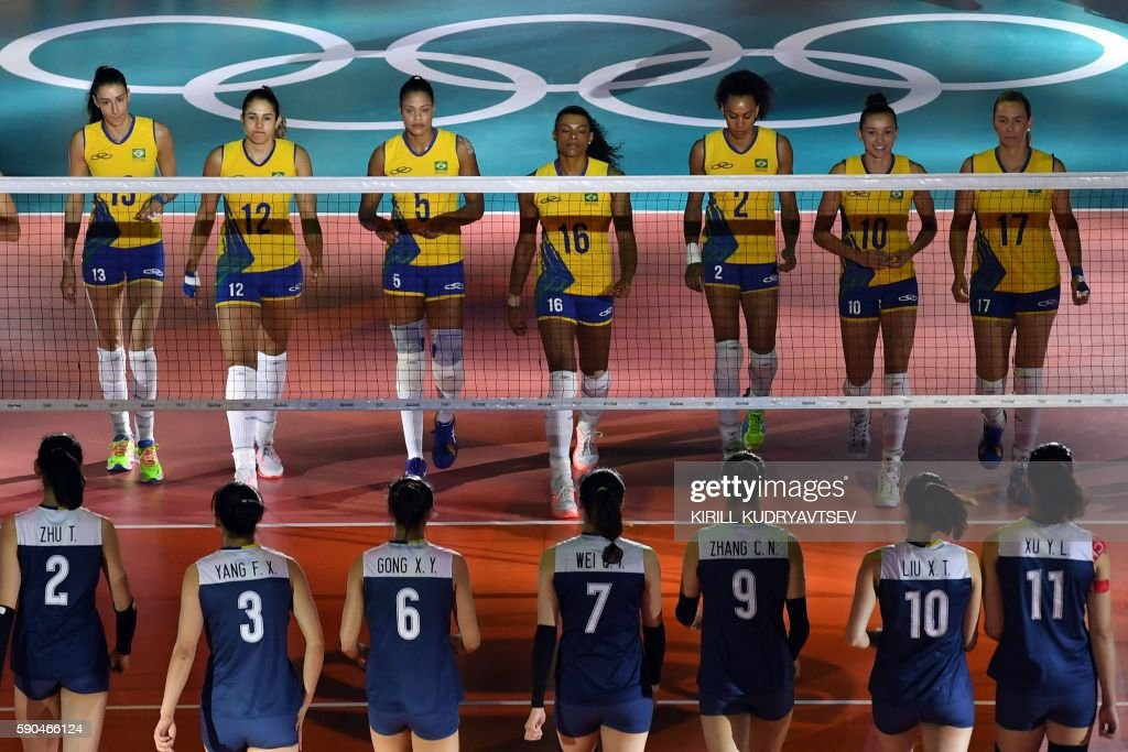 Volleyball - Olympics: Day 11