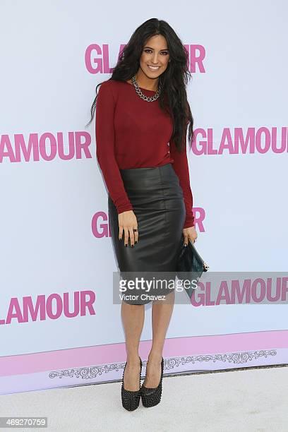 Bárbara de Regil attends the Glamour Magazine México Beauty Awards 2013 at Museo Rufino Tamayo on February 13 2014 in Mexico City Mexico