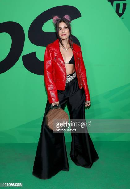 Bárbara López attends the 2020 Spotify Awards at the Auditorio Nacional on March 05 2020 in Mexico City Mexico