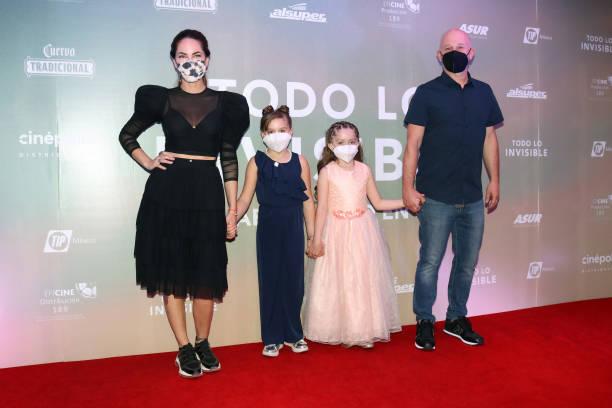 MEX: 'Todo Lo Invisible' Film Photocall