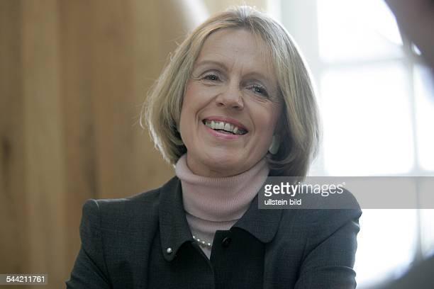 Bärbel Dieckmann Oberbürgermeisterin von Bonn CDU D