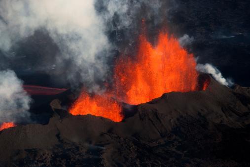 Bárdarbunga volcanic eruption, Iceland. 512453657