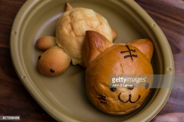 Bread and Baked Goods Character Bento Character Bentos or kyaraben are elaborately decorated and arranged Japanese lunch boxes To amuse children the...