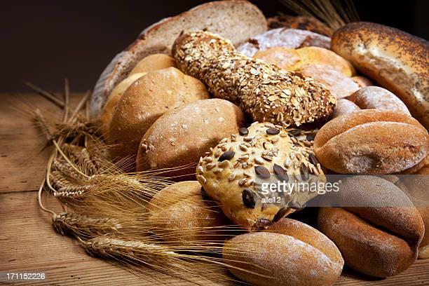 Pain et boulangeries