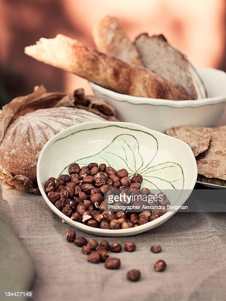 Bread and nuts