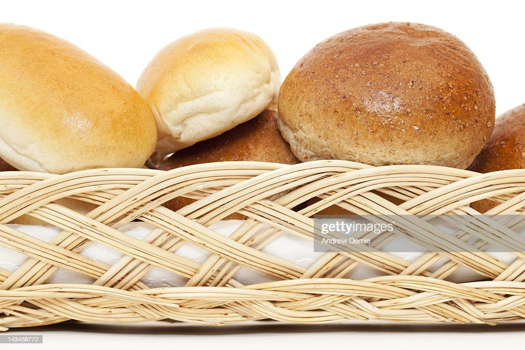 Bread Basket : Foto de stock