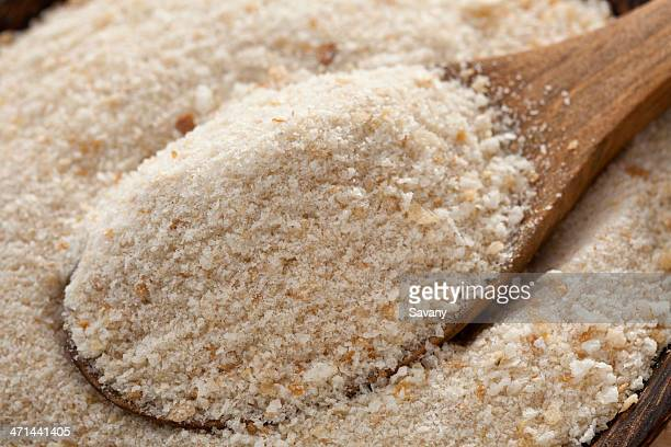 bread crumbs - breaded stock photos and pictures