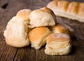 Bread on Wood