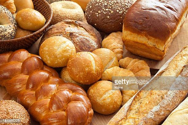 bread - loaf of bread stock pictures, royalty-free photos & images