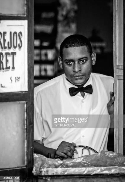 Bread seller Havana