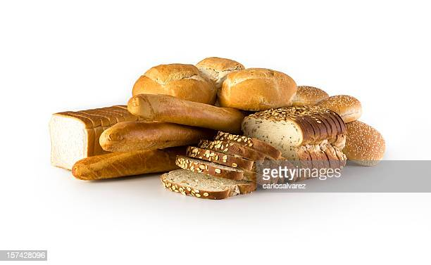 Bread w/Clipping Path