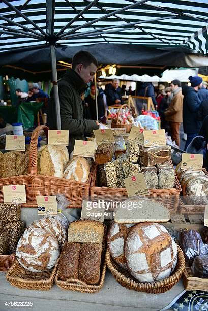 Breads at borough market