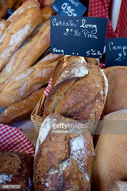 breads - cultura francesa - fotografias e filmes do acervo